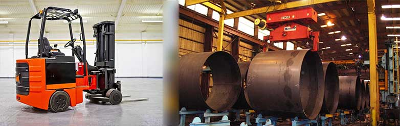 Hydraulic Cylinder for material handling Industry